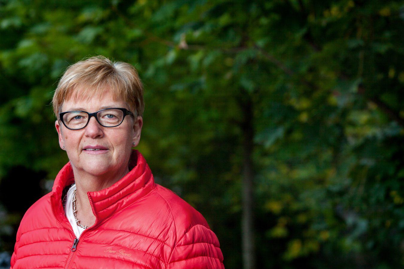 YS-leder Jorunn Berland