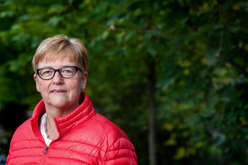 Portrett av YS-leder Jorunn Berland