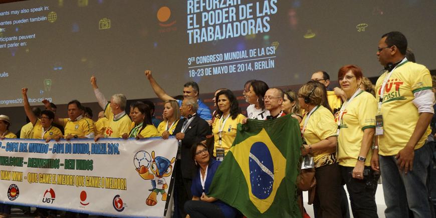 De alvorligste bruddene på ILOs konvensjoner behandles på den årlige ILO-konferansen. Foto: Frode Sandberg