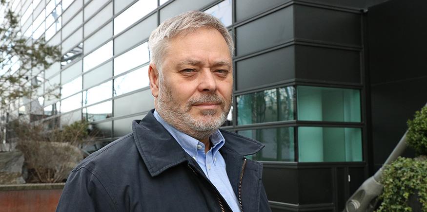 YS-leder Erik Kollerud.