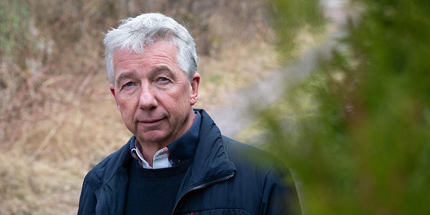 Pål N. Arnesen, leder i YS Stat.